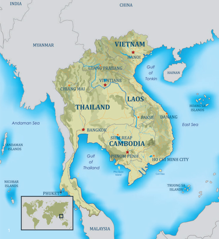 AOV Travel – Travel Map Of Vietnam